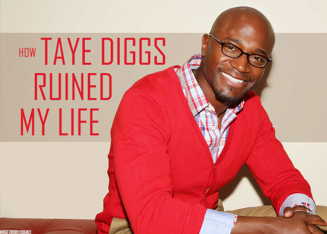 How Taye Diggs Ruined My Life at PlaiddadBlog.com