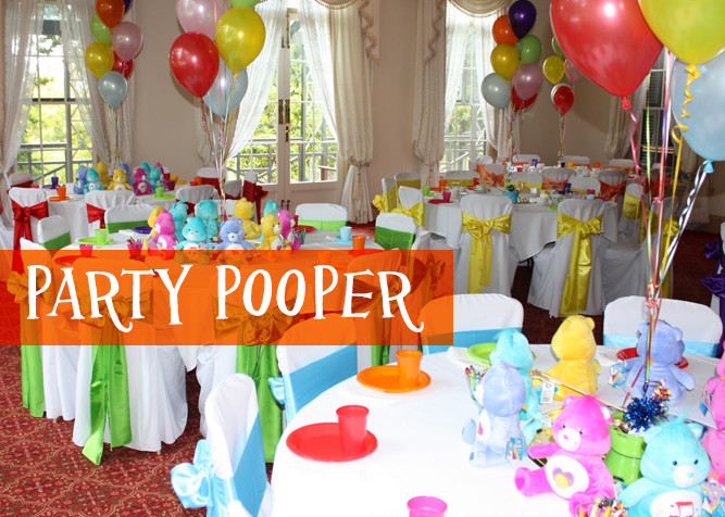 I hate your kid's obnoxious birthday party - PlaidDadBlog.com