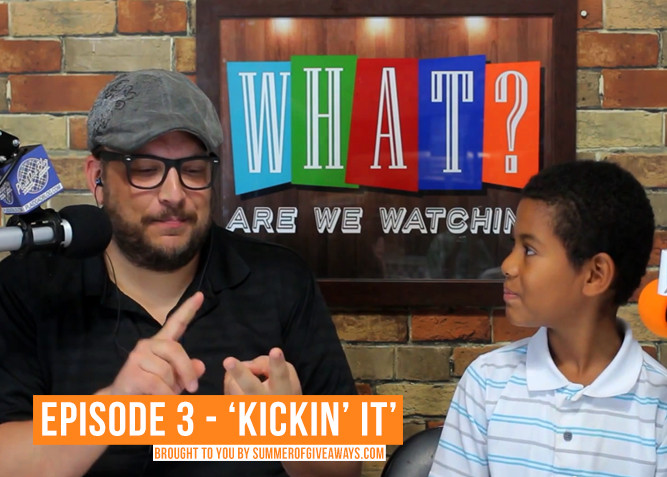 What Are We Watching? Podcast at PlaidDadBlog.com
