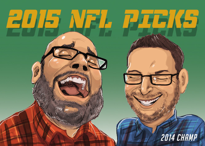 NFL 2015 Picks at PlaidDadBlog.com