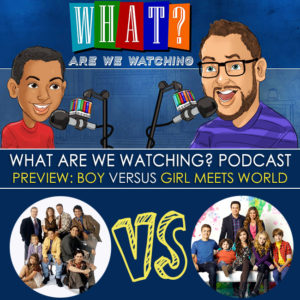 What Are We Watching Podcast: Recap 'Legendary Dudas' and we Preview our NEW Retro VERSUS Contemporary Series