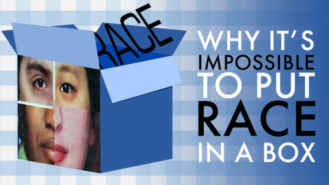Why It's Impossible To Put Race in A Box - PlaidDadBlog.com
