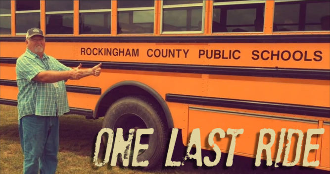 One Last Ride - the story of a school bus driver - PlaidDadBlog
