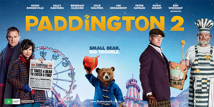 Art Your Child Needs To Witness: See Paddington 2 Now!