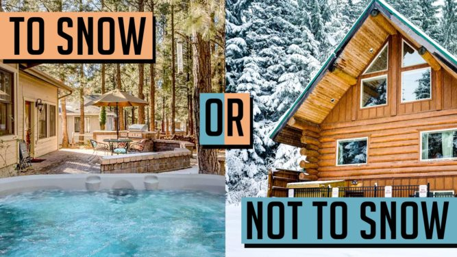 To Snow Or Not To Snow - Top U.S. winter destinations to buy a vacation home VACASA and PlaidDadBlog